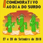 1º ENCONTRO COMEMORATIVO AO DIA DO SURDO