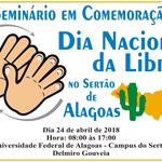 1º Seminário em Comemoração ao Dia Nacional da Libras no Sertão de Alagoas