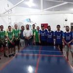 1º Torneio Integração de Tênis de Mesa do Campus do Sertão - (Sede e Unidade de Ensino)