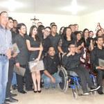 Coro UFAL do Sertão faz apresentação na cidade alagoana de Chã Preta