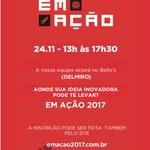 Edição de 2018 do programa Em Ação será lançada em Delmiro Gouveia