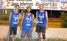 Equipe Mista dos Técnicos administrativos vice-campeã