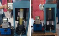 Prensa Eletro-hidráulica
