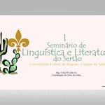 I Seminário de Linguística e Literatura do Sertão