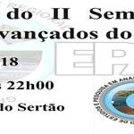 II Seminário de Estudos Avançados do GEPAR