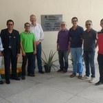 No dia dos estudantes, Gestão do Campus do Sertão recebe Deputado Paulão (PT-Alagoas) para discutir melhorias para a Sede e a Unidade de Santana do Ipanema