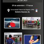 Seletiva de Tênis de Mesa JUAS 2021 – Campus do Sertão