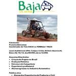 Sertão receberá palestrante Francivaldo Lemos que explanará aspectos relacionados ao Projeto automobilístico Baja Sae Brasil