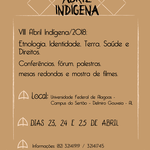 ABRIL INDÍGENA - Etnologia, identidade, terra, saúde e direitos